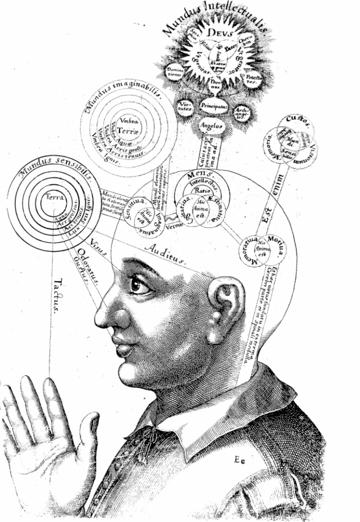 brain-wikimedia-commons-RobertFuddBewusstsein17Jh